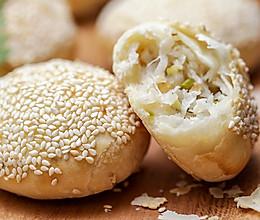 萝卜丝酥饼|美食台的做法