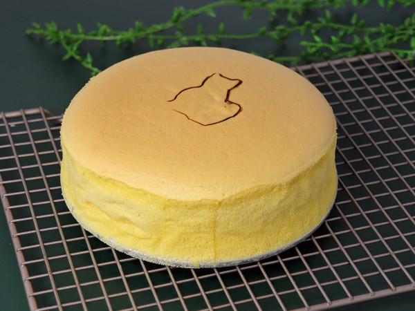 细腻松软的古早蛋糕