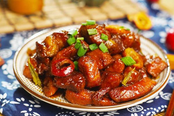 零油腻茶香红烧肉的做法