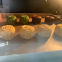 超越美心的流心奶黄月饼的做法图解24