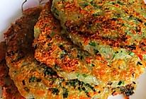 韭菜土豆饼!早餐也可 零食可,也是一道上桌菜!的做法