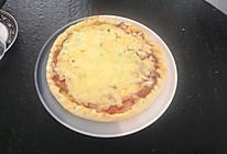 自制海鲜至尊披萨的做法