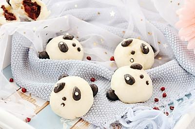熊猫豆包 宝宝辅食