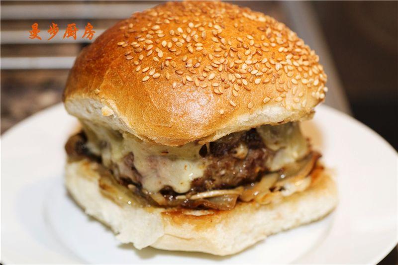 曼步厨房 - 牛排汉堡