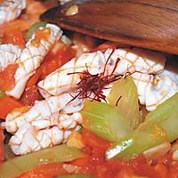 藏红花风味海鲜汤#十二道锋味复刻#的做法图解10