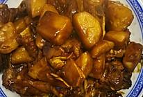 土豆蚝豉焖排骨的做法