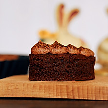 浓郁巧克力蛋糕