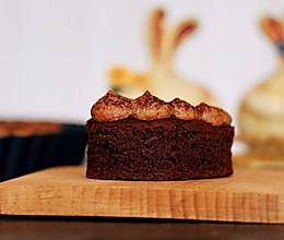 浓郁巧克力蛋糕的做法