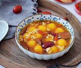 #元宵节美食大赏#红糖酒酿南瓜小圆子的做法
