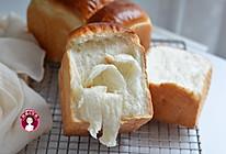 一次发酵法牛奶拉丝面包的做法