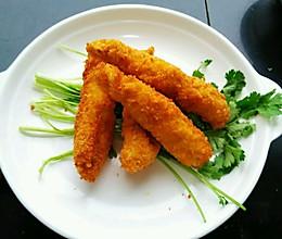 宝宝益智菜【鲜虾鸡肉棒】的做法