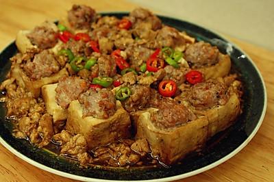 山寨客家酿豆腐