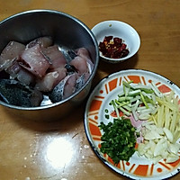 红烧鱼块#金龙鱼外婆乡小榨菜籽油 最强家乡菜#的做法图解1
