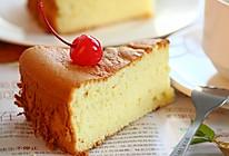 #饕餮美味视觉盛宴# 烘焙小白必学!原味戚风蛋糕的做法