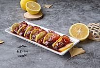秘制柠檬红烧肉的做法