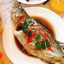 #钟于经典传统味#清蒸桂鱼|简单易学|新手一秒变厨神