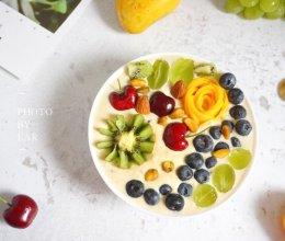 ins网红思慕雪 轻食新概念 瘦身减肥排毒还饱腹的营养早餐的做法
