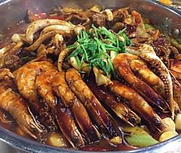 黄记煌三汁焖锅细致详细版的做法