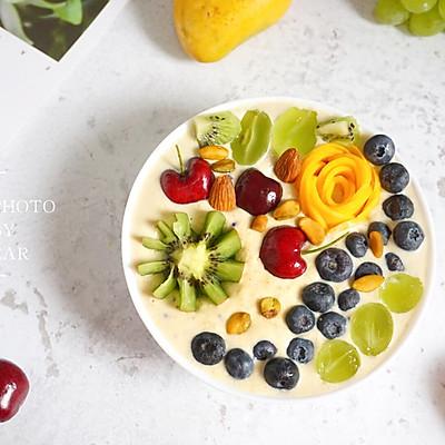 ins网红思慕雪 轻食新概念 瘦身减肥排毒还饱腹的营养早餐