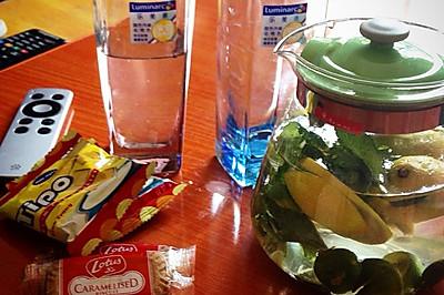非一般柠檬水