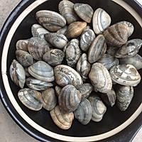 酒焗海蛤的做法图解2