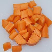 五花肉烧胡萝卜的做法图解2