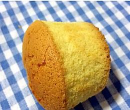 脆皮老式蛋糕(普通面粉版)的做法