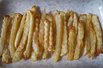 简易⇔烤箱版☞薯条☜