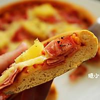 【夏威夷披萨】的做法图解11