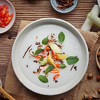 越南青柠嫩鸡粥