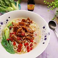 牛杂汤面#美极鲜味汁#的做法图解10