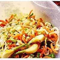 干萝卜条咸菜的做法图解7