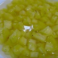 孕妇必吃,开胃菜,菠萝咕咾肉的做法图解2