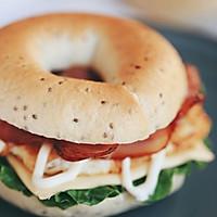 爱美减肥人士的最爱:奇亚贝果鸡肉汉堡的做法图解23
