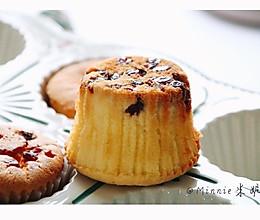 蔓越莓淡奶油蛋糕的做法