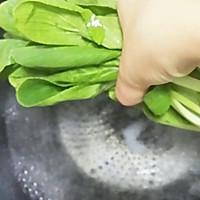 蚝汁香菇油菜 #我要上首页清爽家常菜#的做法图解2