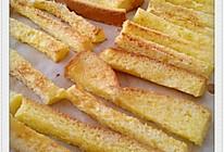烤面包条的做法