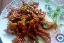哈尔滨地方特色菜--锅包肉 的做法
