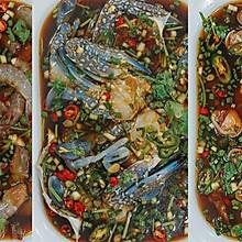 潮汕风味生腌海鲜