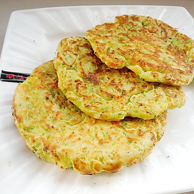 黄瓜丝软饼