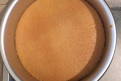 6寸戚风蛋糕(10L烤箱)
