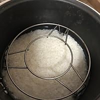 鸡蛋蒸豌豆(饭菜一起熟)的做法图解4