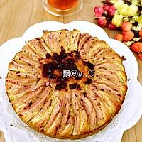 蓝莓苹果磅蛋糕的做法图解14