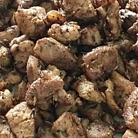 烤羊肉 (孜然羊肉)(羊肉串)的做法图解3