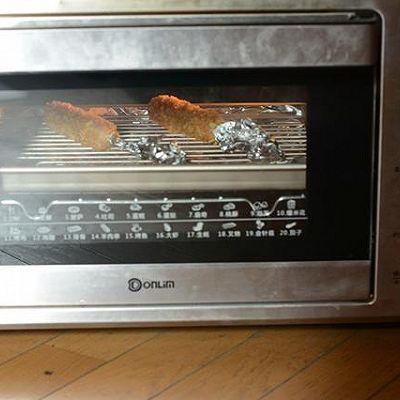 芝士薯片烤肠的做法 步骤6