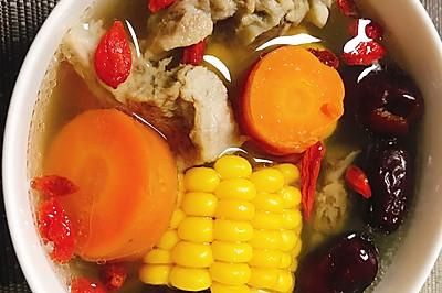 很適合孕媽媽的玉米排骨湯