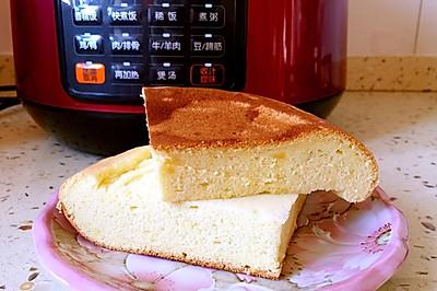 苏泊尔电压力锅试用之二:电压锅蛋糕