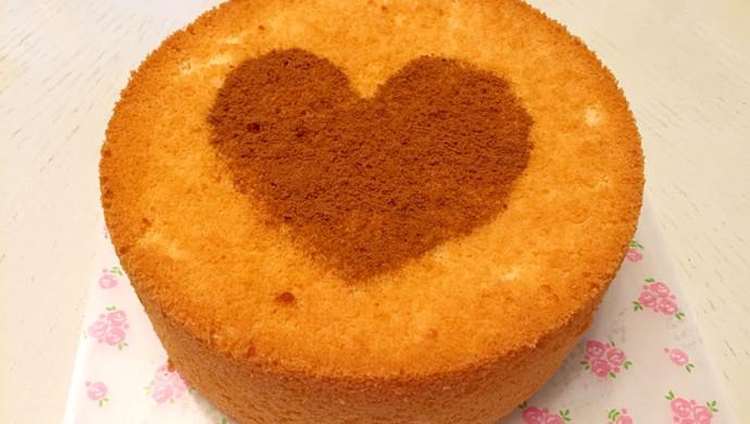 戚风蛋糕 8寸