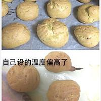 #长帝e.bake互联网烤箱之椰香抹茶泡芙的做法图解9
