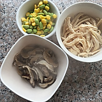 香菇鸡肉粥的做法图解7